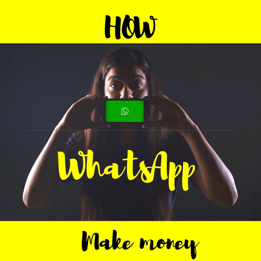 how whatsapp earn money