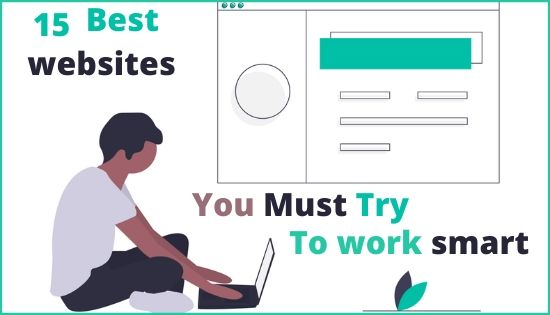 15 best websites