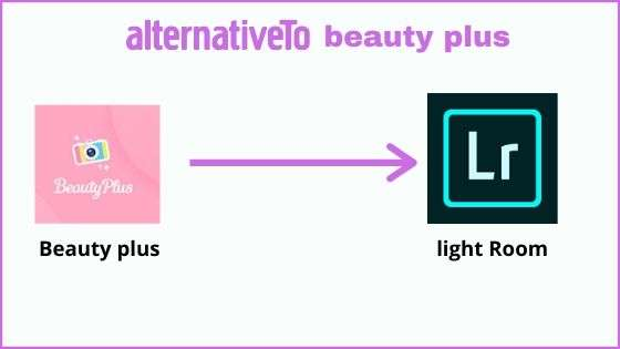 alternative apps for beauty plus
