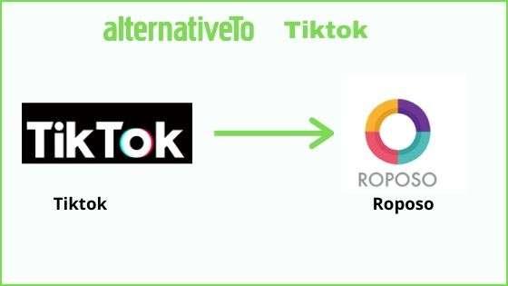 alternative apps for tiktok