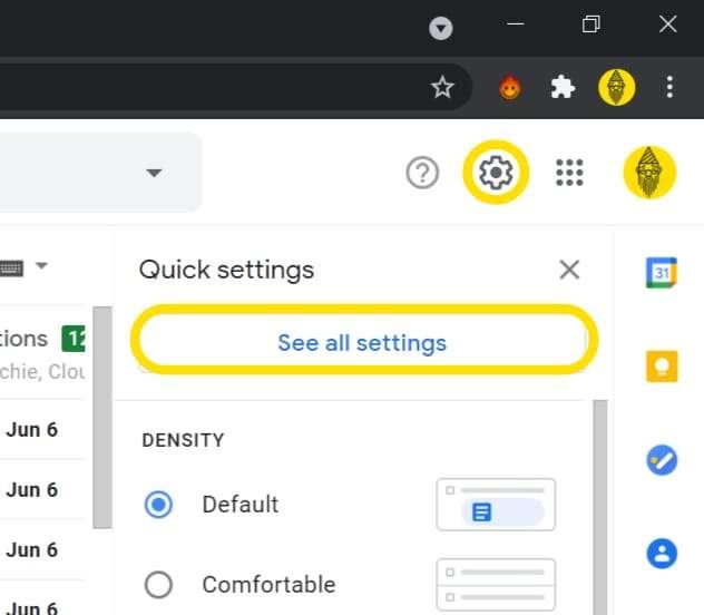 Gmail Templates