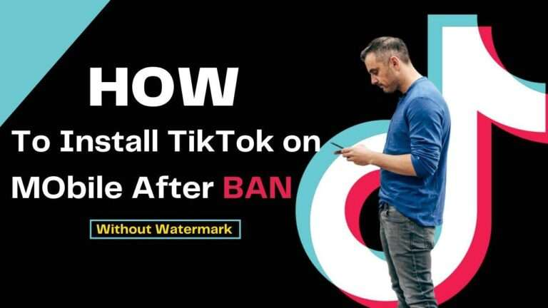 How to install TikTok on your mobile